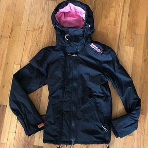 Superdry Professional Windcheater jacket Medium